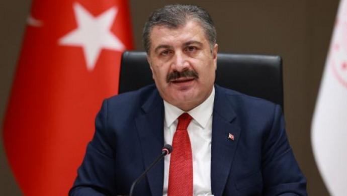 Bakan Koca, Bilim Kurulu toplantısı ardından açıklama yaptı