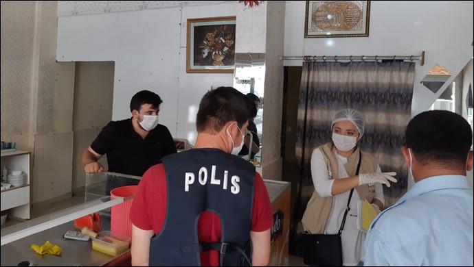 Bakın Urfa'da maske takmayan kaç kişiye ceza yazıldı?