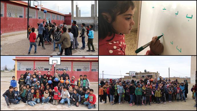 Barış Pınarı Harekatı İle 20 Bin Öğrenci Okula Başladı-(VİDEOLU)