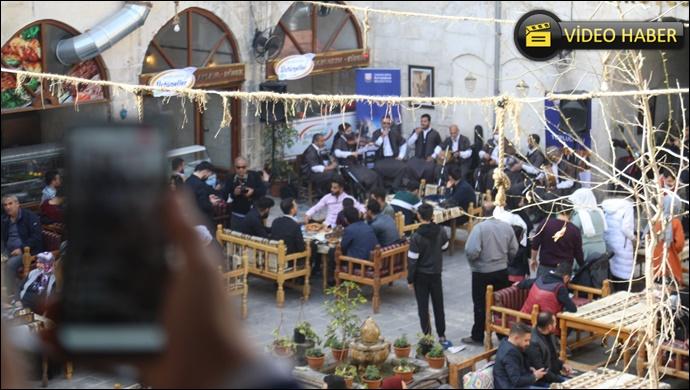 Barutçu Han'da Urfa Türküleri Yankılandı