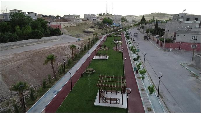 Başkan Aksoy; 'Daha Yeşil Bir Bozova İçin Çalışıyoruz'
