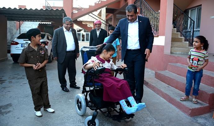 Başkan Atilla'dan 3 Aralık Dünya Engelliler Günü Mesajı