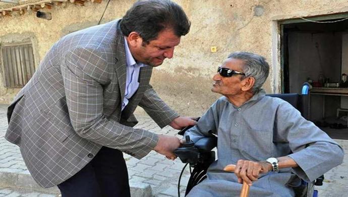 """Başkan Ayhan:""""Engellilere sağlanan imkanlar çağdaşlığın ölçütüdür"""""""