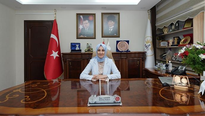 Başkan Ayşe Çakmak'tan yeni eğitim-öğretim yılı mesajı