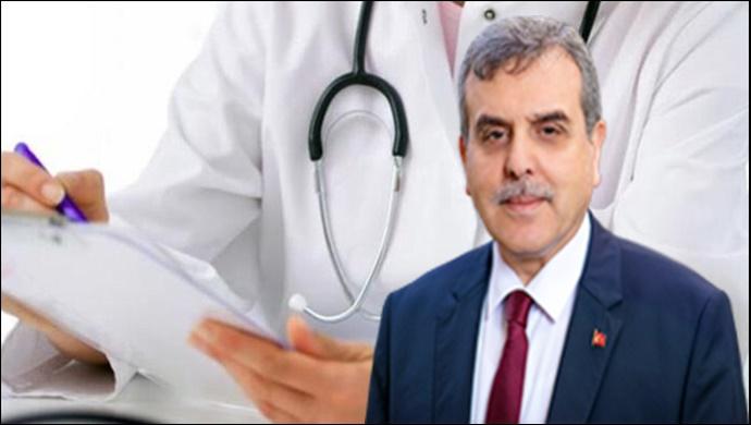 Başkan Beyazgül'den 14 Mart Tıp Bayramı Mesajı