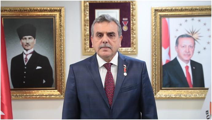 Başkan Beyazgül'den 1 Mayıs Emek Ve Dayanışma Günü Mesajı