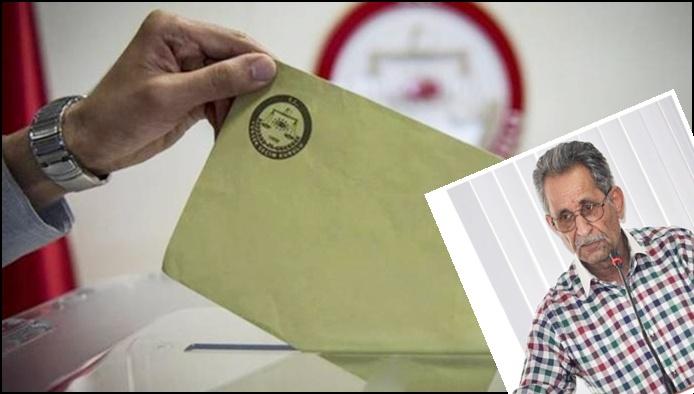 Başkan Çakar'dan Erken Seçim Açıklaması