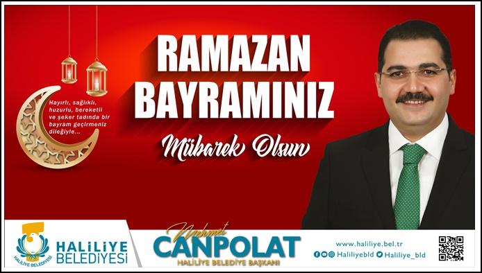 Başkan Canpolat'tan Ramazan Bayramı Mesajı