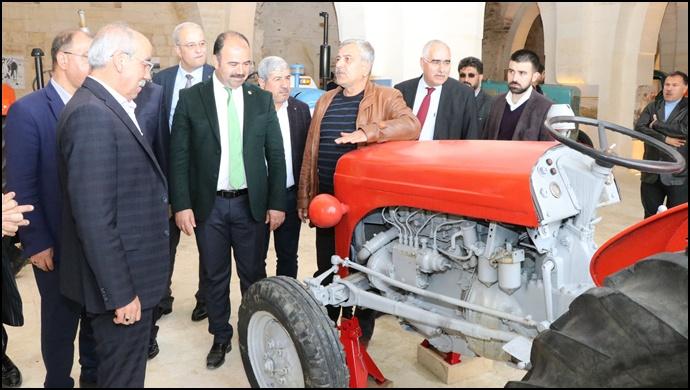 Başkan Çiftçi: Çarmelik Kervansarayı'nda Çiftçilerimizi Bilinçlendireceğiz