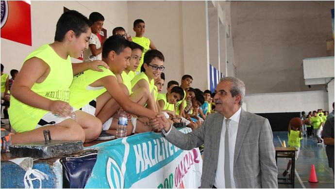 Başkan Demirkol: Haliliye'den Milli Sporcular Yetişecek