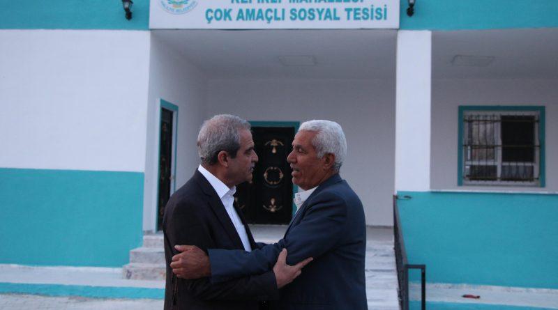 Başkan Demirkol: Kırsal Mahallelerimize Kültür Evleri Kazandırdık