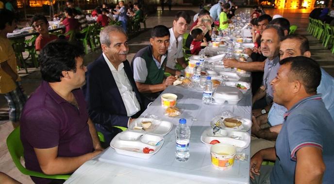 Başkan Demirkol: Ramazan Sofralarımıza Gelen Tüm Halkımıza Teşekkür Ederiz