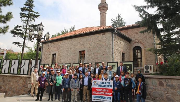 Başkan Demirkol'dan Başarılı Öğrencilere Ankara'da Tarih Turu