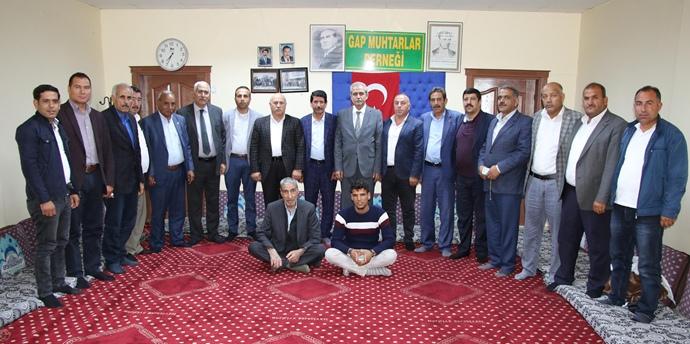 Başkan Demirkol'dan Mahalle Muhtarlarıyla İstişare Toplantısı