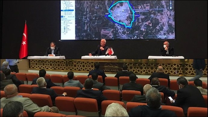 """Başkan Ekinci'nin Zaferi Viranşehir için """"tarihi"""" karar-(VİDEO)"""