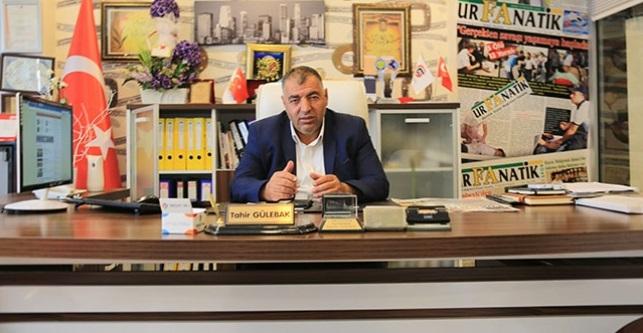 Başkan Gülebak'tan 30 Ağustos Zafer Bayramı Mesajı