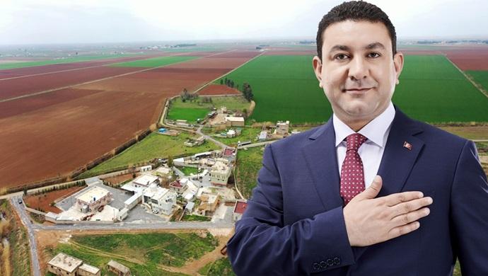 Başkan Özyavuz İle Harran'da Sorunlar Tarih Oluyor-(VİDEO)