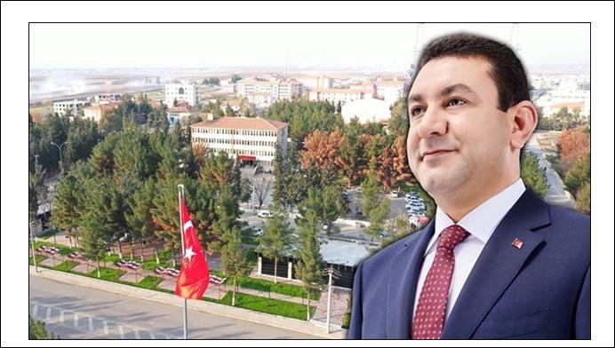 Başkan Özyavuz ile Harran'da Bir Proje Daha hayata Geçiriliyor-(VİDEO)