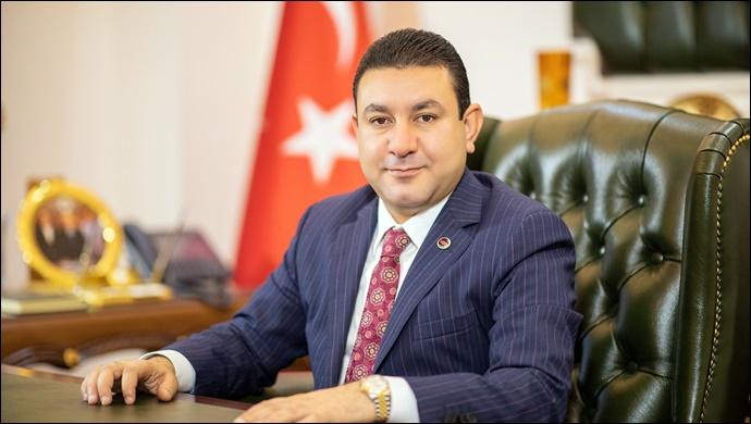 Başkan Özyavuz'dan 29 Ekim Cumhuriyet Bayramı Kutlama Mesajı