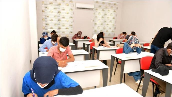 Başkan Özyavuz'un Eğitime Destekleri Sürüyor -(VİDEO)