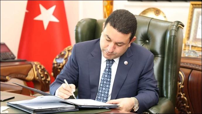 Başkan Özyavuz'un Mevlit Kandili Mesajı