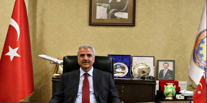 Başkan Peltek, İsrail'in Filistin'lilere Uyguladığı Şiddeti Kınadı