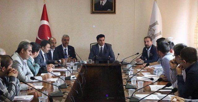 Başkan Peltek,TOBB Yüksek Koordinasyon Kurulu Üyeliğine Seçildi