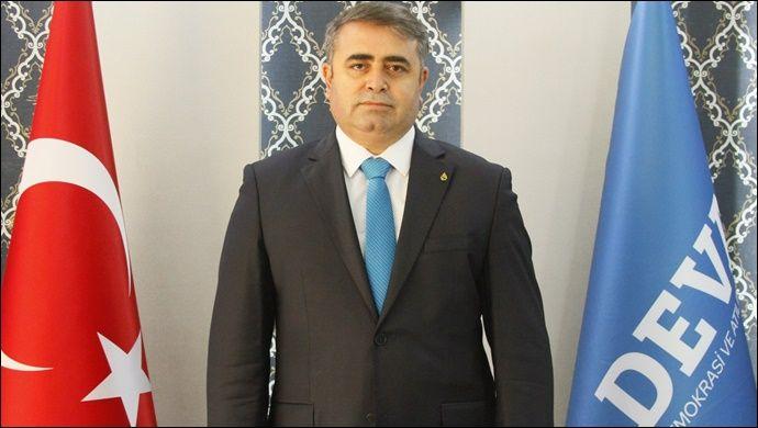 Başkan Tüysüz:'11 Nisan Bir Haykırıştır'