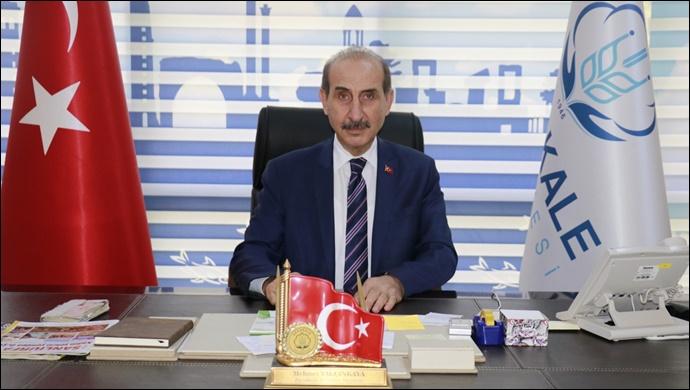 """Başkan Yalçınkaya'dan """"15 Temmuz"""" Mesajı-(VİDEO)"""