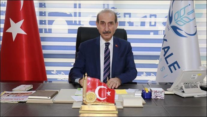 Başkan Yalçınkaya'dan 30 Ağustos Zafer Bayramı Mesajı