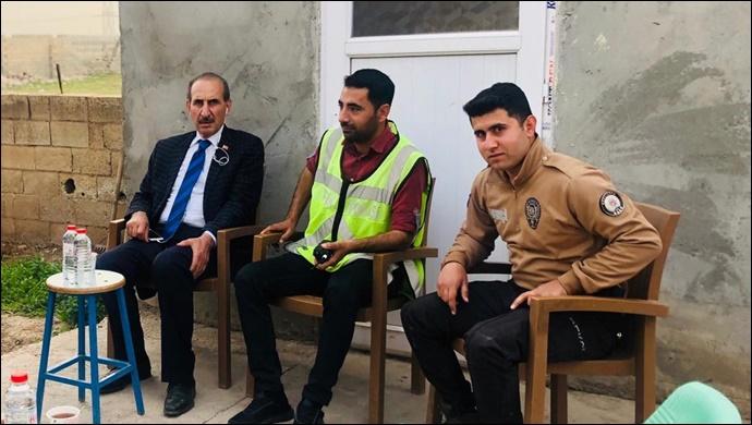 Başkan Yalçınkaya'dan Polislere Anlamlı Ziyaret