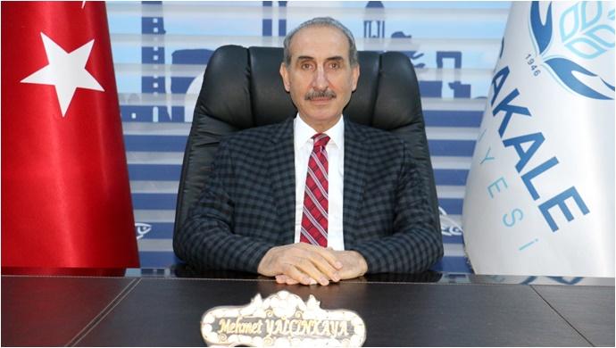 Başkan Yalçınkaya'dan 1 Mayıs Mesajı