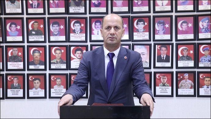Başkan Yavuz'dan Başbağlar Katliamı Yıldönümü mesajı