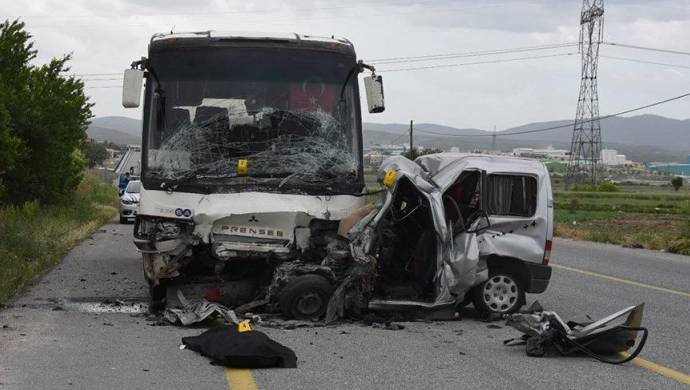 Bayram Tatili Yasa Döndü: 61 Kişi Öldü, 429 Kişi Yaralandı