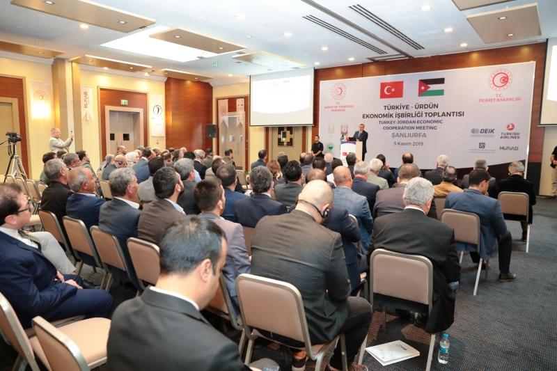Beyazgül'den Ürdünlü Yatırımcılara Şanlıurfa Daveti-(VİDEOLU)