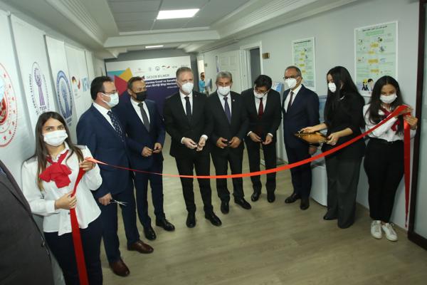 BİLMER Gaziantep'te açıldı