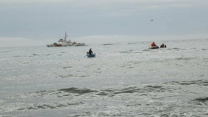 Bir balıkçının daha cenazesine ulaşıldı