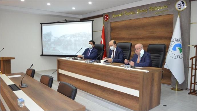 Birecik İlçesi Stratejik Turizm Eylem Planı konuşuldu
