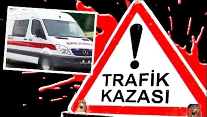 Birecik'te Trafik Kazası:4 yaralı