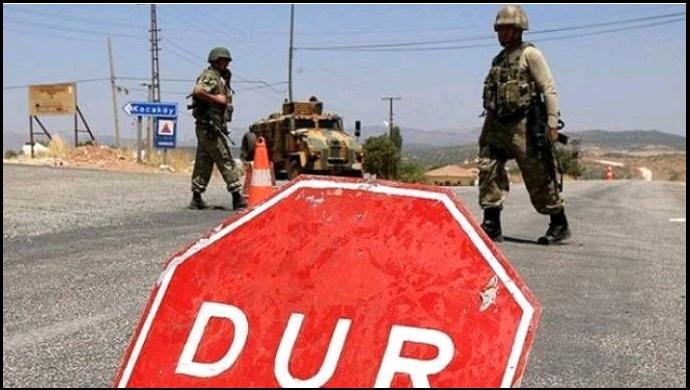 Bitlis'e bağlı 26 köyde sokağa çıkma yasağı