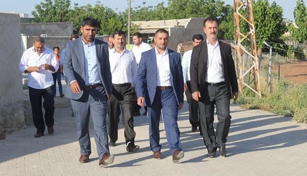 """""""Biz bu halkın idaresine ve yönetimine talibiz"""""""
