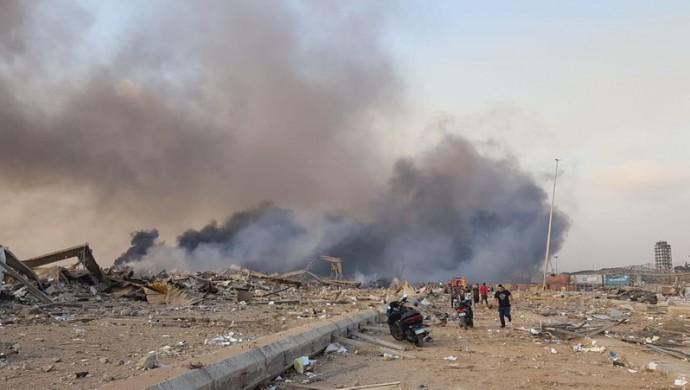 BM: Lübnan insani krizle karşı karşıya
