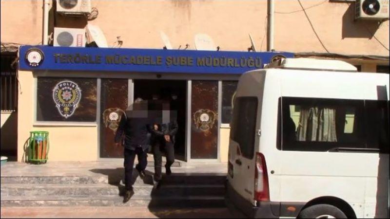 Bombalı eylem hazırlığında olan 4 terörist tutuklandı
