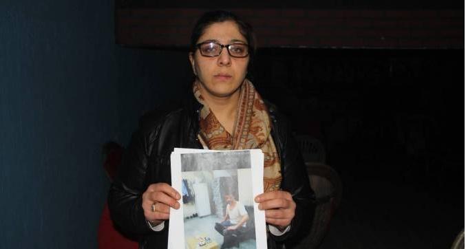Boşandığı eşini ölümle tehdit eden erkek yakalandı