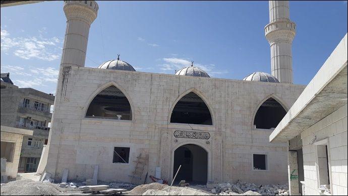 Bozova Merkez Camii Hayırsever Vatandaşların Yardımını Bekliyor
