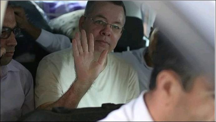 Brunson ailesinin avukatı: Pastör ABD'ye dönüyor