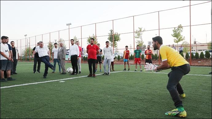 Bu Turnuvada Birlik ve Beraberlik Var-(Videolu)