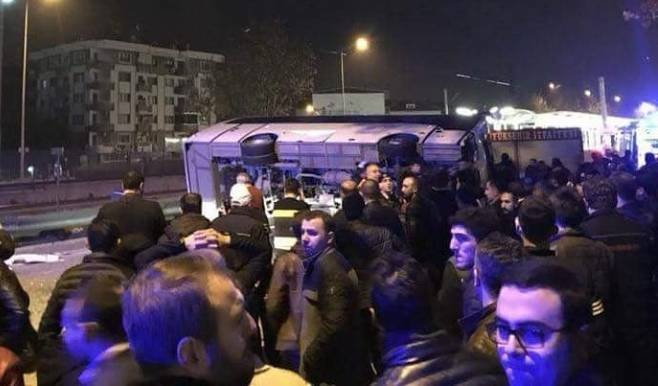 Bursa'da kaza: 4 ölü, 11 yaralı