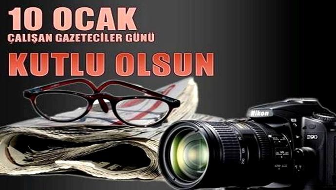 Büyükelçi Önen'den 10 Ocak Gazeteciler Günü mesajı;