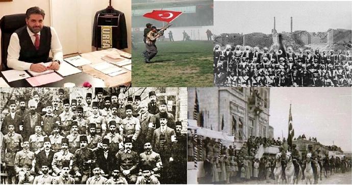 Büyükelçi Önen'den 11 Nisan Urfa'nın Kurtuluş Bayramı mesajı;